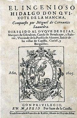 Acercándonos a Cervantes