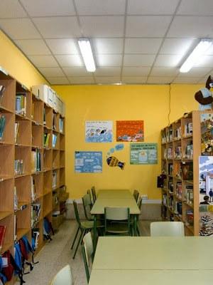 Bibliotecas escolares: aprender leyendo
