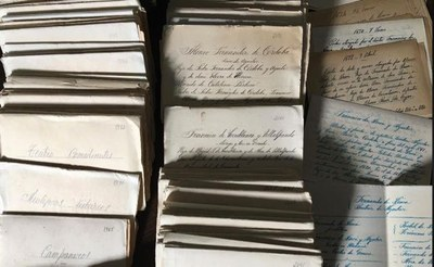 Descubre los Archivos Andaluces con Google Arts&Culture