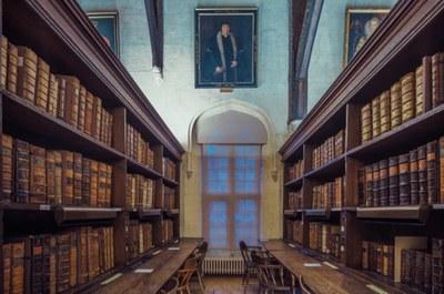 Franck Bohbot y sus increíbles imágenes de Museos y Bibliotecas del mundo