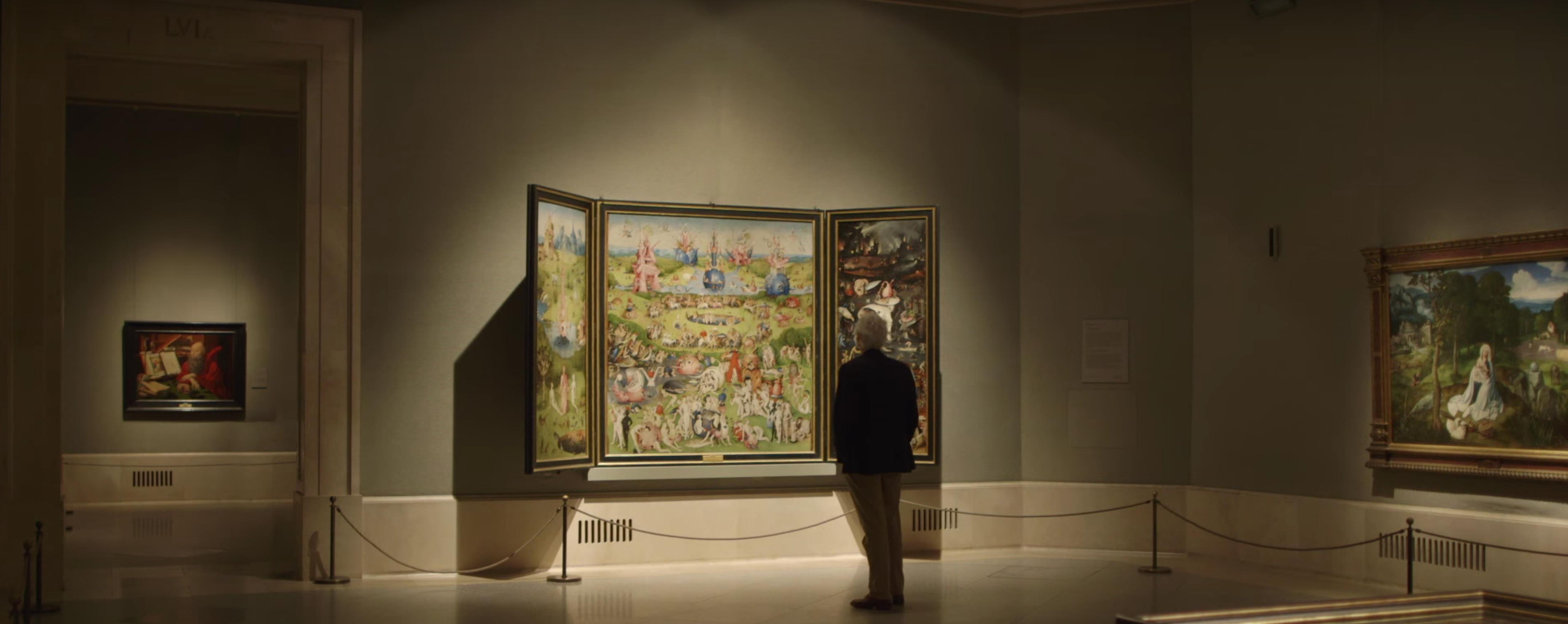 Los museos en el Séptimo Arte