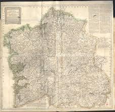 Mapa de bibliotecas públicas de Galicia