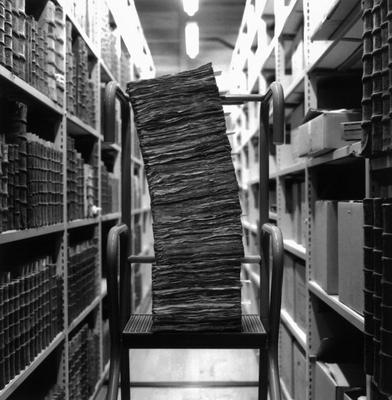 No son sólo libros, son piezas de arte. Bibliotheca, de Tokuko Ushioda.