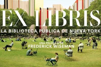 Películas documentales sobre bibliotecas y bibliotecarios.