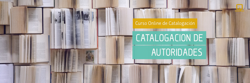 Curso de Catalogación de Autoridades