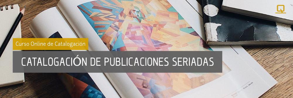 Curso de Catalogación de Publicaciones Periódicas