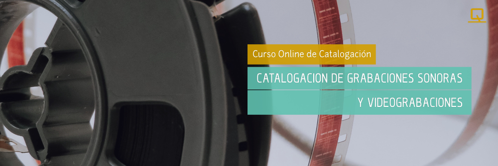 Curso de Catalogación Materiales Audiovisuales