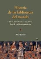 Historia de las bibliotecas del mundo