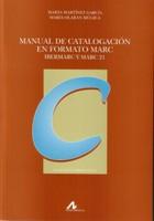 Manual catalogación en formato MARC