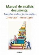 Manual de análisis documental: supuestos prácticos de monografías