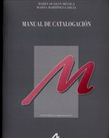 Manual de catalogación