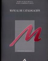 Manual de catalogación