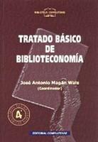 Tratado básico de Biblioteconomía